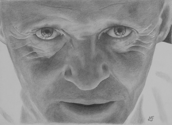 Anthony Hopkins par marcusfearnley
